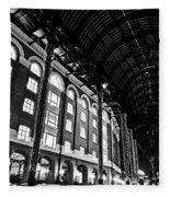 Hays Galleria London Fleece Blanket