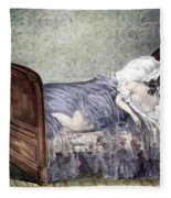 Helen Jewett (1813-1836) Fleece Blanket