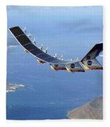 Helios Prototype, Solar-electric Fleece Blanket
