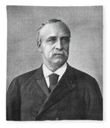 Henry Villard (1835-1900) Fleece Blanket