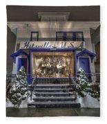Hitsville Usa Fleece Blanket