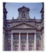 Holy Trinity Church - Chicago Fleece Blanket