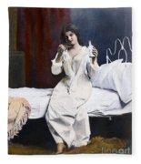 Home Medicine, 1901 Fleece Blanket