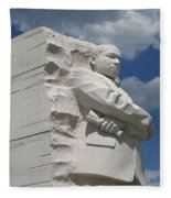 Honoring Martin Luther King Fleece Blanket