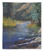Horse Creek Fleece Blanket