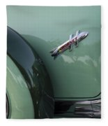Hudson Hornet Fleece Blanket