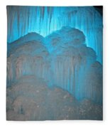 Ice Rising Fleece Blanket