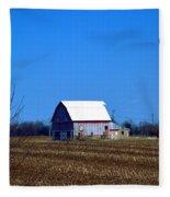 In The Heartland Fleece Blanket