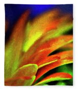 In The Heat Of The Night Fleece Blanket