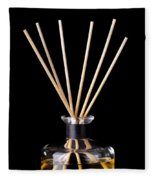 Incense Sticks Fleece Blanket