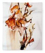 Ink_r5 Fleece Blanket