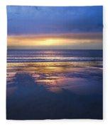 Into The Light Fleece Blanket