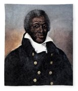 James Armistead Lafayette Fleece Blanket