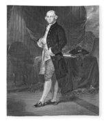 James Otis (1725-1783) Fleece Blanket