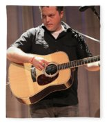 Jason Isbell Fleece Blanket