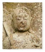 Jizo Bodhisattva Fleece Blanket