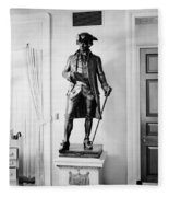 John Hanson (1721-1783) Fleece Blanket