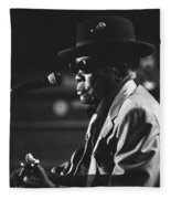John Lee Hooker Fleece Blanket