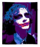 Joker 11 Fleece Blanket