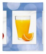 Juices Fleece Blanket