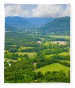 Kentucky Fleece Blanket