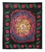 Koi Fleece Blanket