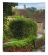 Lacock Fleece Blanket