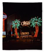 Las Vegas 1983 #2 Fleece Blanket