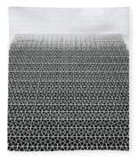Latticework Fleece Blanket