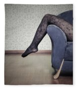 Legs Fleece Blanket