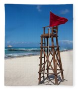Lifeguard Fleece Blanket
