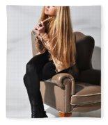 Liuda16 Fleece Blanket