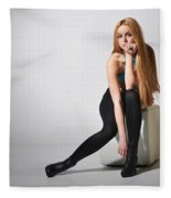 Liuda17 Fleece Blanket