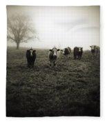 Livestock Fleece Blanket