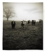 Livestock Fleece Blanket