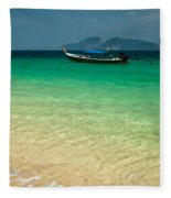 Longboat Asia Fleece Blanket