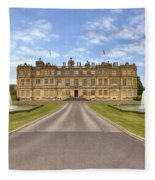 Longleat House  Wiltshire Fleece Blanket