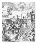 Luther Anniversary, 1617 Fleece Blanket
