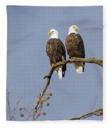 Majestic Beauty 5 Fleece Blanket