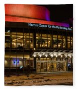 Marcus Center For The Performing Arts  Fleece Blanket