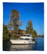 Maritimo 50 Fleece Blanket