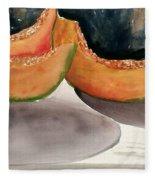 Melons Fleece Blanket