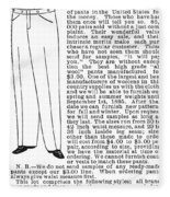 Men's Fashion, 1895 Fleece Blanket