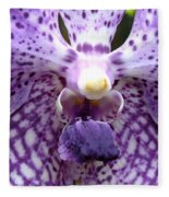 Micro Orchid Fleece Blanket