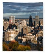 Mont Royal Fleece Blanket