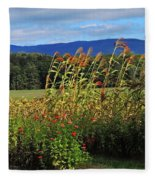 Moultons Field Fleece Blanket