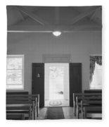 Mount Gilead Ame Church Fleece Blanket
