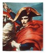 Napoleon Bonaparte (1769-1821) Fleece Blanket