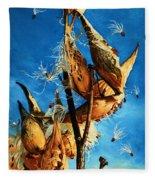 Nature's Launch Pad Fleece Blanket