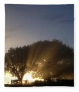 New Beginning Fleece Blanket